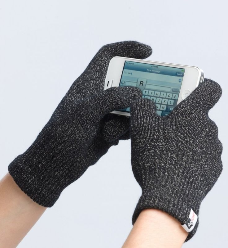 Love these touchscreen gloves for running! Allows me to use my Nike+ on the iPhone without taking gloves off.