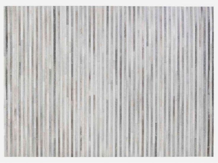 Dywan Channel Jasnoszary 140x200 cm — Dywany Linie Design — sfmeble.pl #dywany #carpet #LinieDesign
