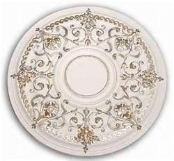 Victorian Ceiling Medallions | painted ceiling medallion | Exquisite ceilings artistic, Victorian and ...