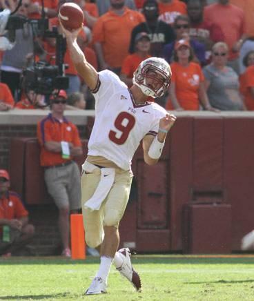 FSU football quarterback Clint Trinkett announces he has celiac disease. #AcademicNoles