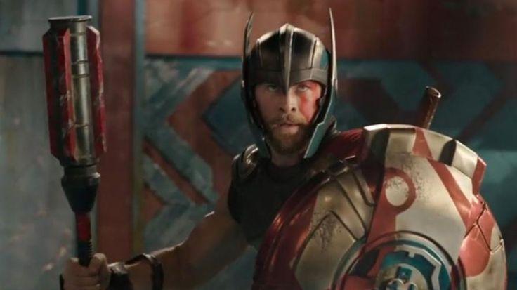 Watch: Thor and Hulk battle in space in wild, new 'Ragnarok' trailer - http://healthbeautytrainer.com/health/watch-thor-and-hulk-battle-in-space-in-wild-new-ragnarok-trailer/