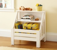 Kendall storage console from Pottery Barn Kids $229