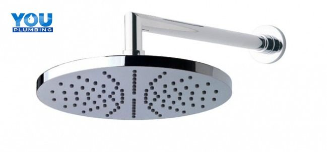 Redefine your #shower experience. Get this Vivid Shower Arm & Rose now! Ask me how. #Australia #YouPlumbing