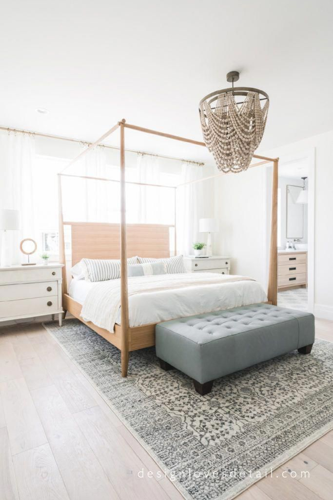 Europeanorganicmodern New Home Tour Master Bedroom Reveal