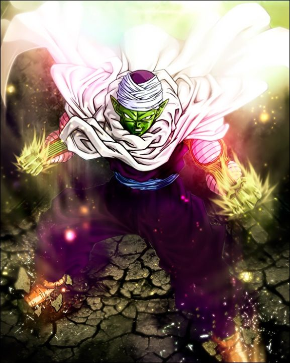 - Take that back! Piccolo still one of my favorite DBZ characters