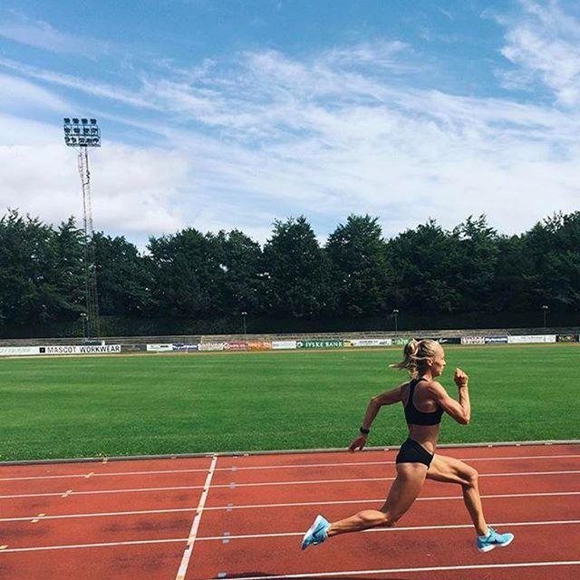 Join Olympian Stina on the road to 2020! @stinatroest  ・・・  Won yesterday's 800m race 🏁in 31-31-31-31sec. Ready for the next one 💪🏽😁 #athletesinsight #fitspo #athletes #inspire #quote #nikewomen #goals #womensrunning #weightlift #workouttips #track #xc #gym #bbg #victory #inspiration #determination #motivation #run #runtheworld #instarunners #running #youvsyou #runstagram #running #hustle #work #training