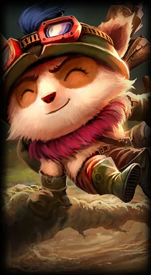 "League of Legends: Teemo Build  ""Holy Flying Tiamats Batman! (Troll Guide)"""