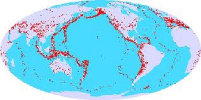 Check out the 'living' Earthquakes map.