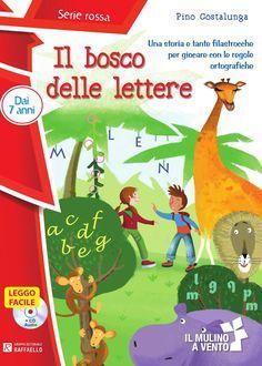 Il bosco delle lettere by Raffaello Editrice