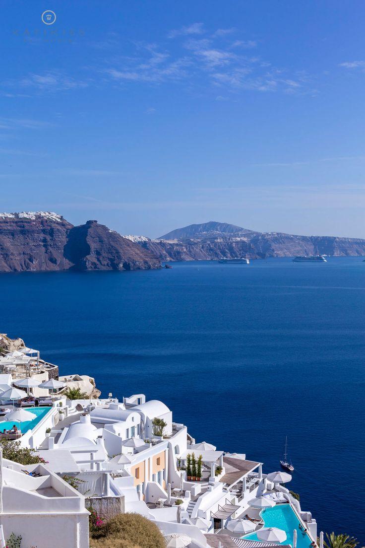 Katikies Hotel | Oia, Santorini, Greece