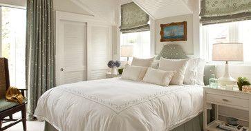 Balboa Island 1 - beach-style - Bedroom - Orange County - Sinclair Associates Architects