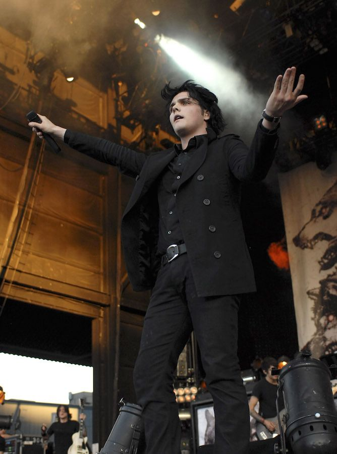 (click for HQ) Projekt Revolution Tour @ Sleep Train Amphitheatre, Marysville, CA. 27/07/07
