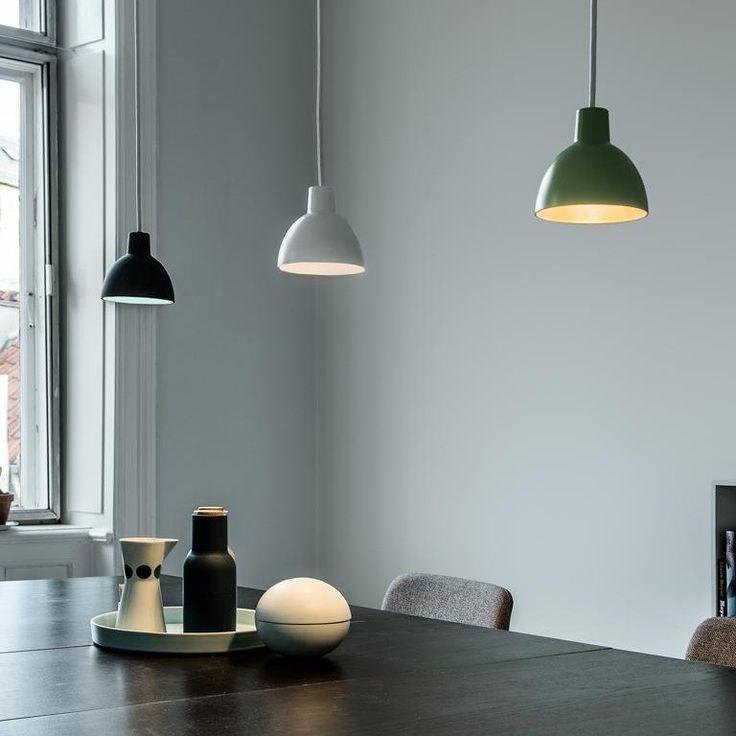 Louis Poulsen - Toldbod 120 Duo Suspension Lamp