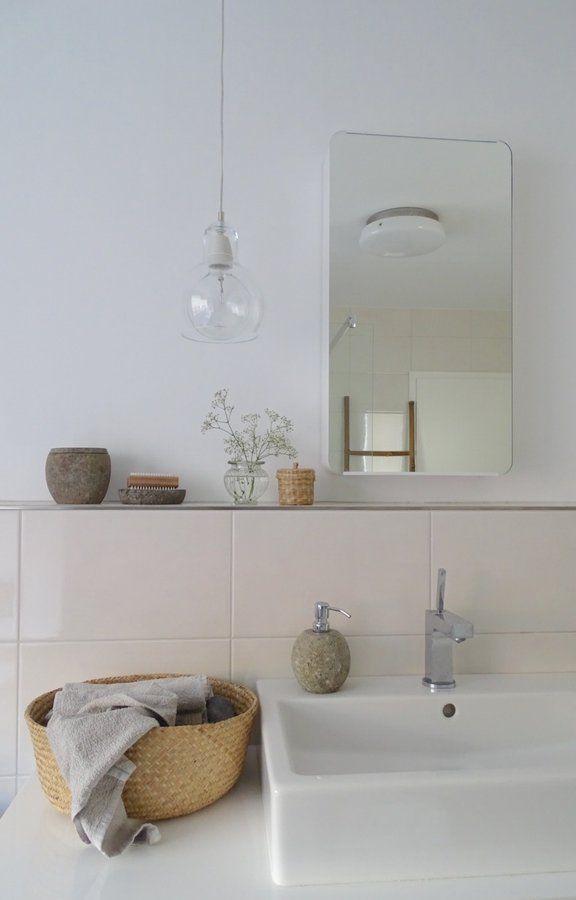 17 meilleures images propos de d co salle de bain sur pinterest toilettes machines laver for Spiegel wc deco