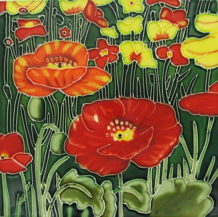 181 best Decorative Ceramic Picture Tiles images on Pinterest
