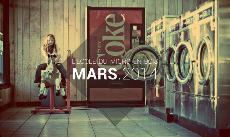 ► http://lecoledumicroenbois.com/playlist-mars-2014/  ► https://soundcloud.com/lecole-du-micro-en-bois/sets/playlist-ledmeb-mars-14