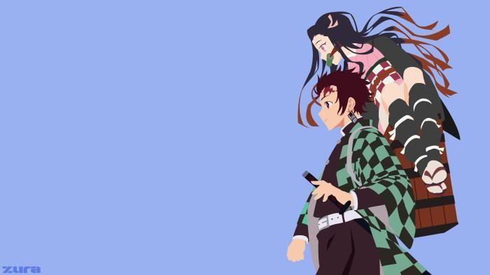 Kimetsu No Yaiba Wallpaper Nezuko Tanjiro Kamado Kamado Tanjirō Kamado Nezuko Wallpaper For You Hd Wallpaper Fo In 2021 Anime Hd Anime Wallpapers Anime Wallpaper