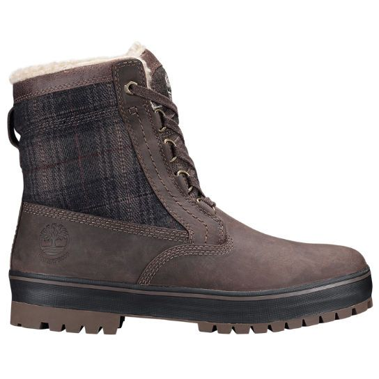 Shop Timberland for Spruce Mountain waterproof boots: Insulated boots take on winter in style.