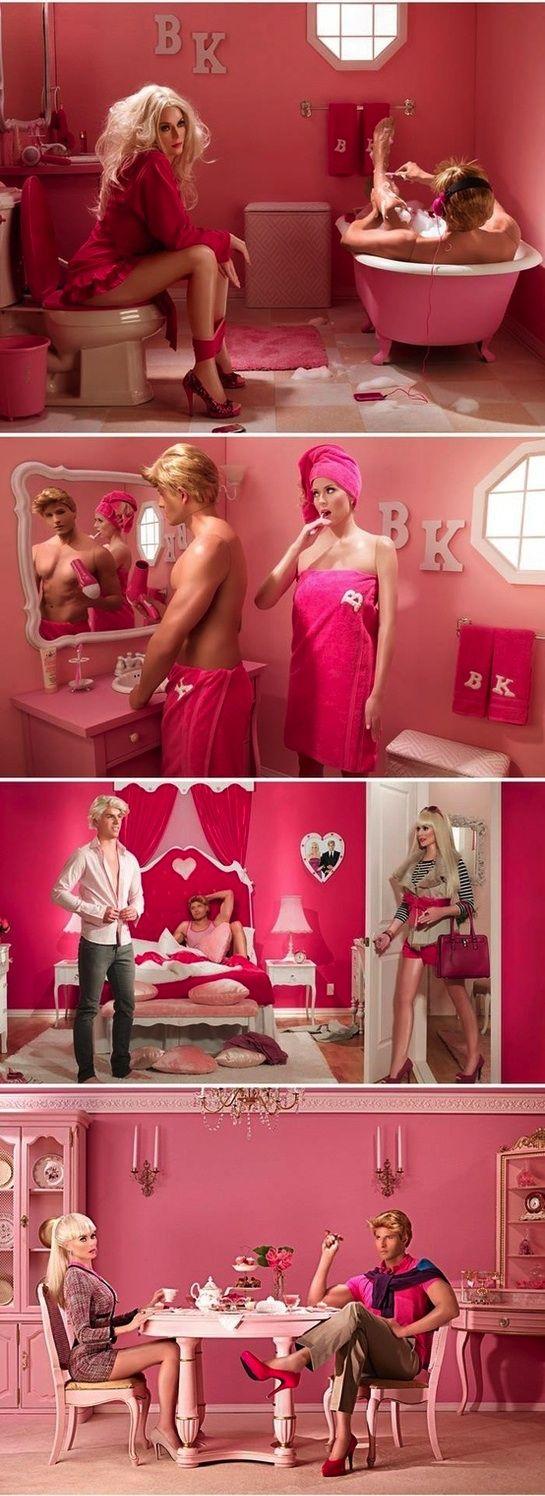 barbie and ken el blog m s chic inspiration pinterest humor f r erwachsene humor bilder. Black Bedroom Furniture Sets. Home Design Ideas