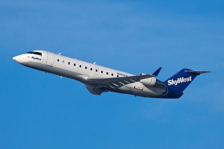 SkyWest Airlines Bombardier CRJ-200ER