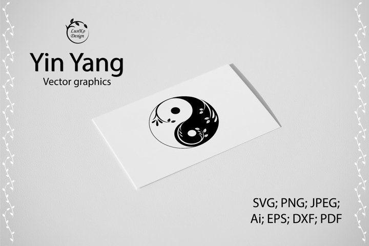 Yin Yang Logo Symbol Svg Png Jpeg Dxf Eps Pdf 785955 Illustrations Design Bundles Yin Yang Yin Yang Logo Yin