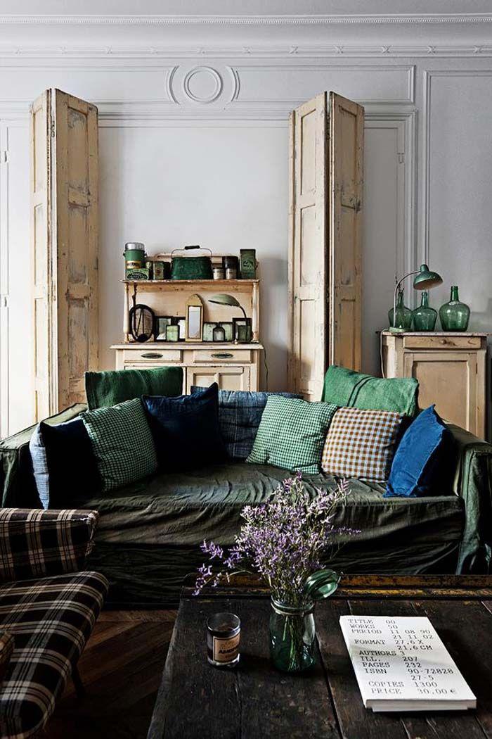 Die besten 25+ Französisches Landwohnzimmer Ideen auf Pinterest - traum wohnzimmer rustikal