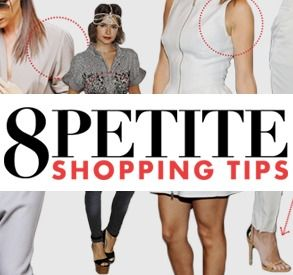 How To Shop For Petite Clothes