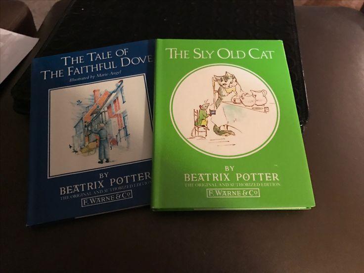 Little known Beatrix Potter books