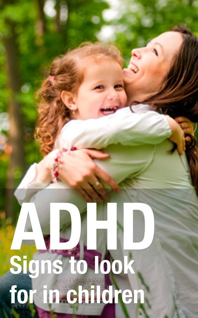 Signs of ADHD in kids - do you know what ADHD symptoms to look for?