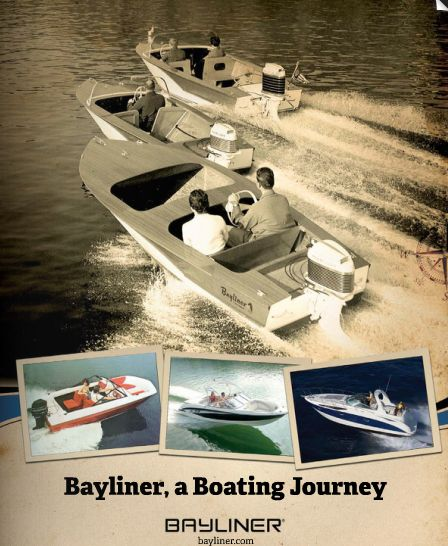 Bayliner Boats Legacy - 60 Years - Excellent Read, Check it Out....