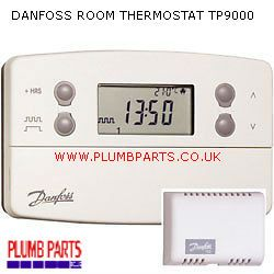 £ 63.00 inc. vat - Audible Button Press Advanced Programming Mode Outside Temperature Sensor 7 Day, 5/2 Day Or 24 Hour Advanced Copy Functions Holiday Mode Chrono-Proportional Or On/Off Control +1/+2/+3 Hours Boost Service Interval Function Up To 6 Changes Per Day For Heating Up To 3 Changes Per Day For Hot Water Temperature Range 5-30°C at #PlumbParts #Plumbers #Merchant #UK
