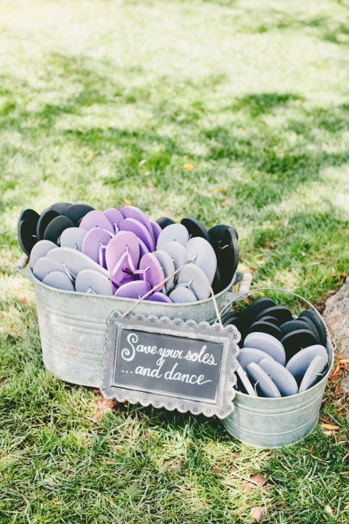 15 idées très ingénieuses pour votre mariage en plein air ! - Onelove Photography