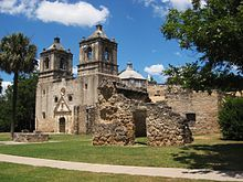 San Antonio Missions National Historical Park - Wikipedia