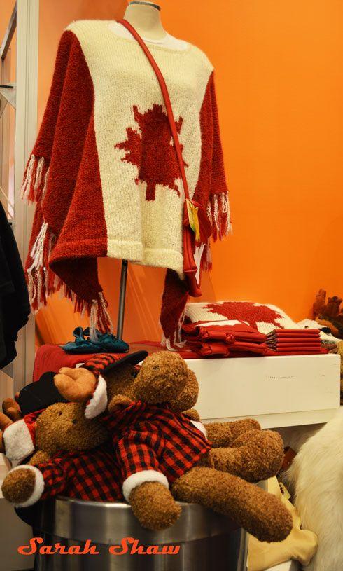 Canadian memorabilia offered at the ROM Museum Store  via WanderShopper