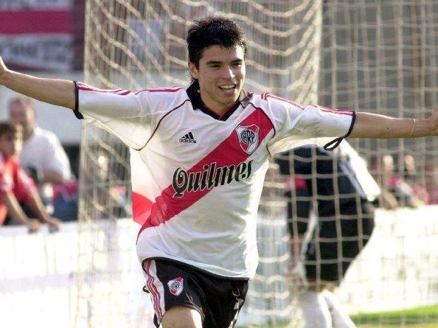 Javier Saviola. River Plate.