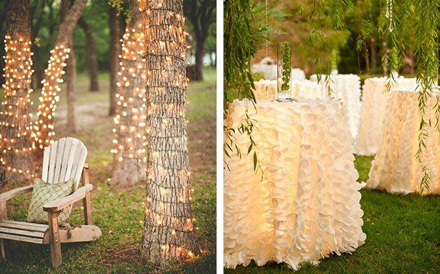 Свадебные тренды — ночная свадьба