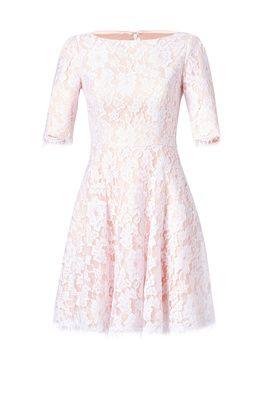 Blushing Envy Dress by ML Monique Lhuillier