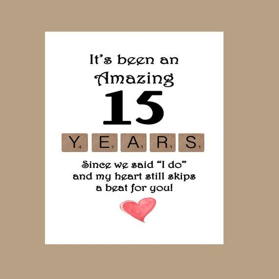 Pin By Michelle Riddell On Aaaa Wedding Anniversary Cards 15th Wedding Anniversary Anniversary Cards For Husband