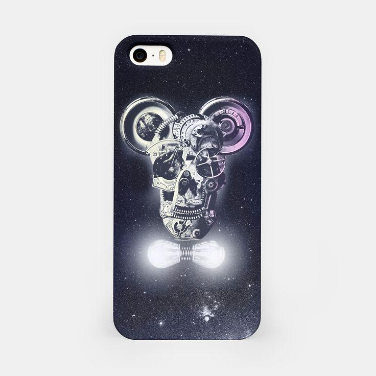 Mechanics Skull iPhone Case, Live Heroes