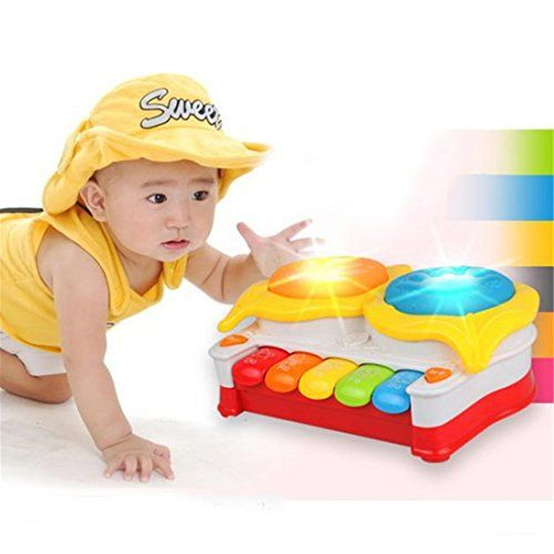 Product review for Kids Drum Violin,Hemlock Baby Electronic Organ Music Toy Light-up Hand Drum (Colorfol) -  Reviews of Kids Drum Violin,Hemlock Baby Electronic Organ Music Toy Light-up Hand Drum (Colorfol). Kids Drum Violin,Hemlock Baby Electronic Organ Music Toy Light-up Hand Drum (Colorfol): Kitchen & Dining. Buy online at BestsellerOutlets Products Reviews website.  -  http://www.bestselleroutlet.net/product-review-for-kids-drum-violinhemlock-baby-electronic-organ-m