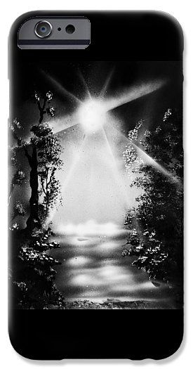 Awakening Dream IPhone 6s Case  Printed with Fine Art spray painting image Awakening Dream by Nandor Molnar (When you visit the Shop, change the orientation, background color and image size as you wish)