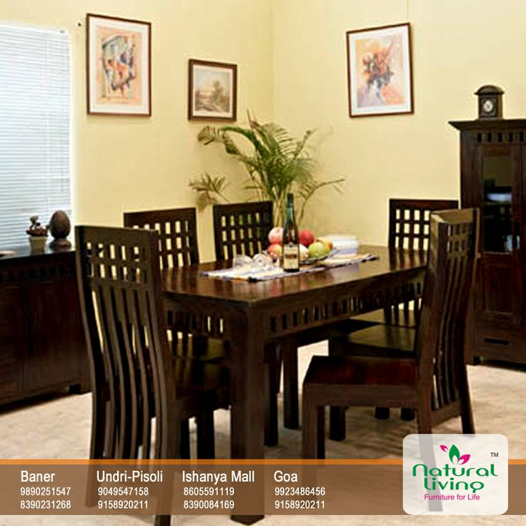 Rosewood Elongated Back Chairs With A Sturdy Dining Table This Is Perfect