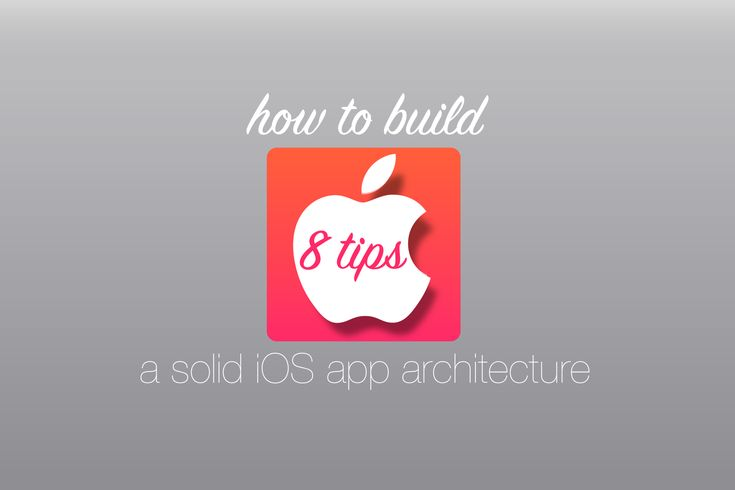 The best #practices for modern #iOS #apps #developers #programming
