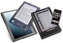 e-books - a disruptive technology which could shake Amazon