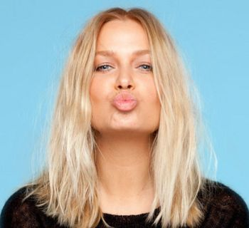 Lara Bingle - so ditsy and annoying, but can't stop watching her show!