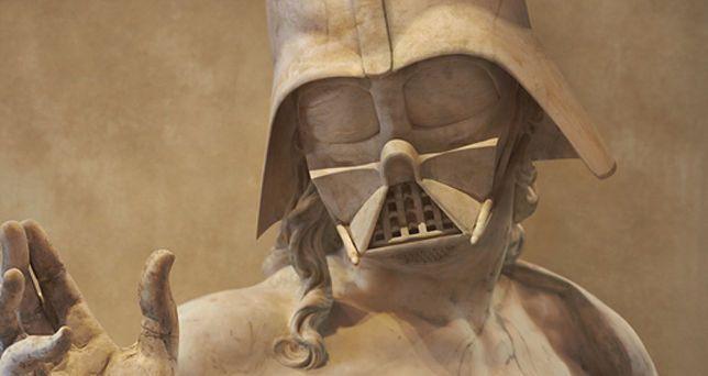 Star Wars 7: tutti i personaggi in Statue da antica Grecia #StarWars7 #starwarstheforceawakens #StarWarsIlRisveglioDellaForza