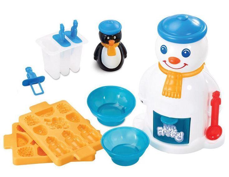 Mr Frosty The Ice Crunchy Maker Snowman Slushy Drink Machine Xmas Christmas Gift | Toys & Games, Creative Toys & Activities | eBay!