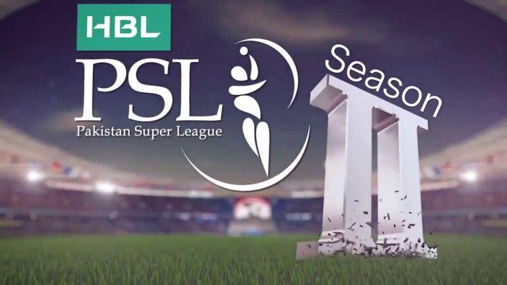 HBL PSL Season 2 Anthem Official Theme Song l Pakistan Super League 2017...