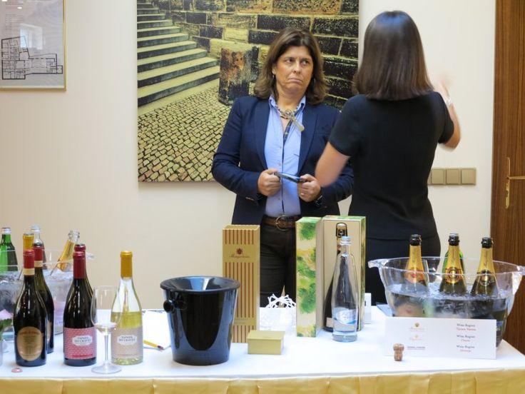 Vinařství Murganheira a Raposeira
