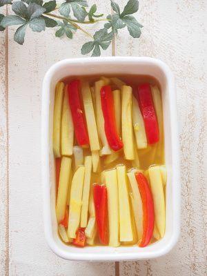 常備菜】スティックれんこんのカレーピクルス by 河埜 玲子   レシピ ... 保存容器かジップロックなどの保存袋に、1の野菜と2を入れて半日以上おく。 ※容器は、ガラスか琺瑯がおすすめです。